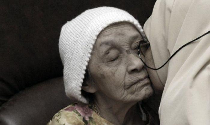 Kasih Sayang Seorang Ibu Yang Tidak Dapat Tergantikan