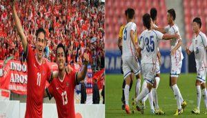 Indonesia Berhasil Gilas Chinese Taipei 0-4